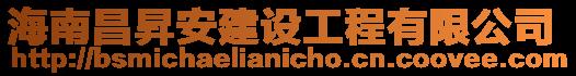 海南昌昇安建设工程有限公司